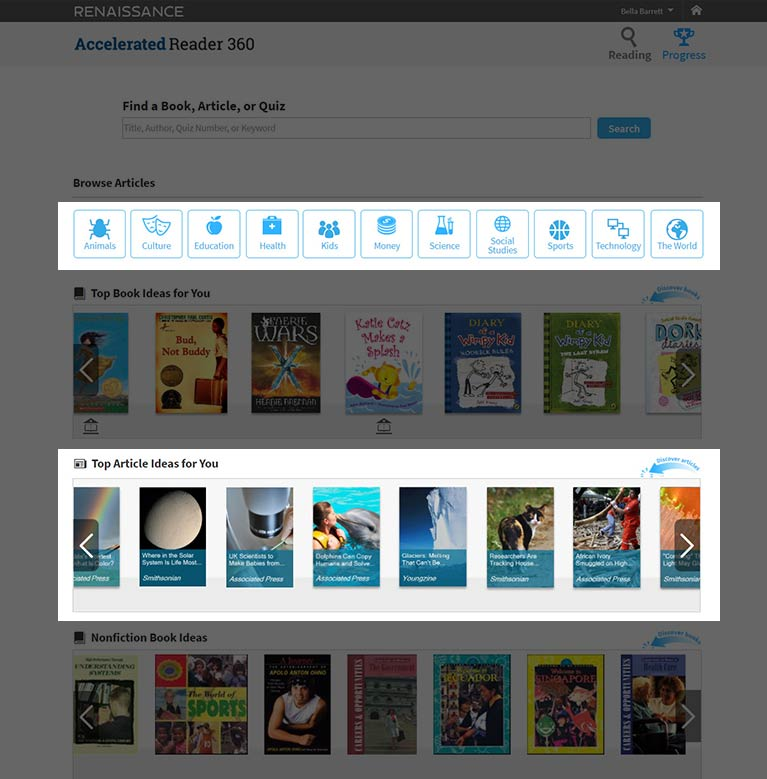 Accelerated Reader Products Close Reading Practice Renaissance