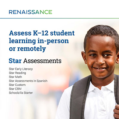 Star Assessments brochure